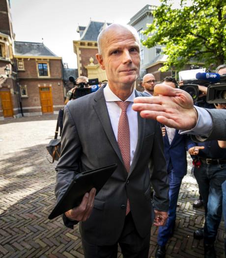 'Laconieke' houding ministers na uitspraken Blok valt verkeerd bij PvdA