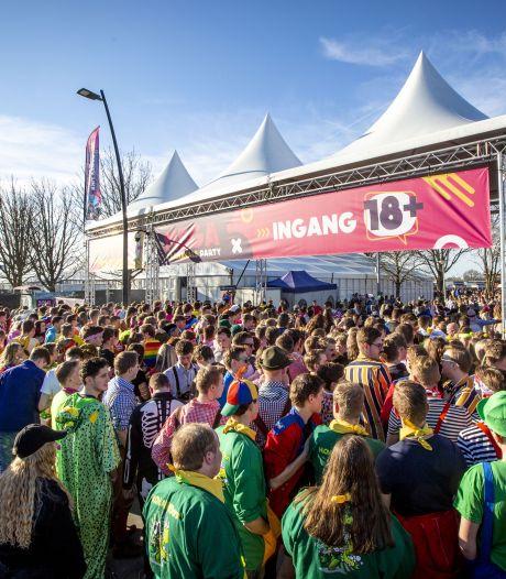 Eigen feestje voor 30-plussers tijdens zomereditie Mega Carnavalsparty Albergen
