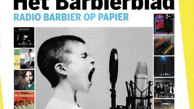 Radio Barbier nu ook op papier: 10 bekende Kruibekenaren brengen muziekbiecht