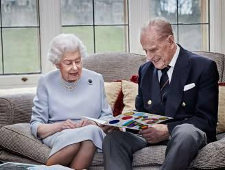 """""""Prins Philip is gestorven met de Queen aan z'n zijde"""""""