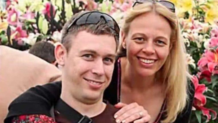 Martin Pistorius is inmiddels gelukkig getrouwd. Beeld rv