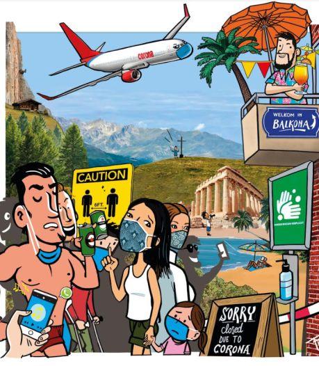 Van een veilig gevoel in Italië tot een bomvol strand in Frankrijk: zo vieren we vakantie