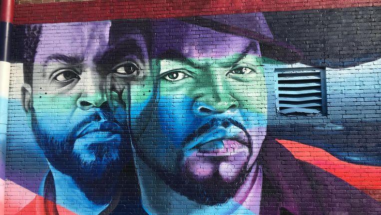 Ice Cube, van Karski and Beyond Beeld Vincent Smits