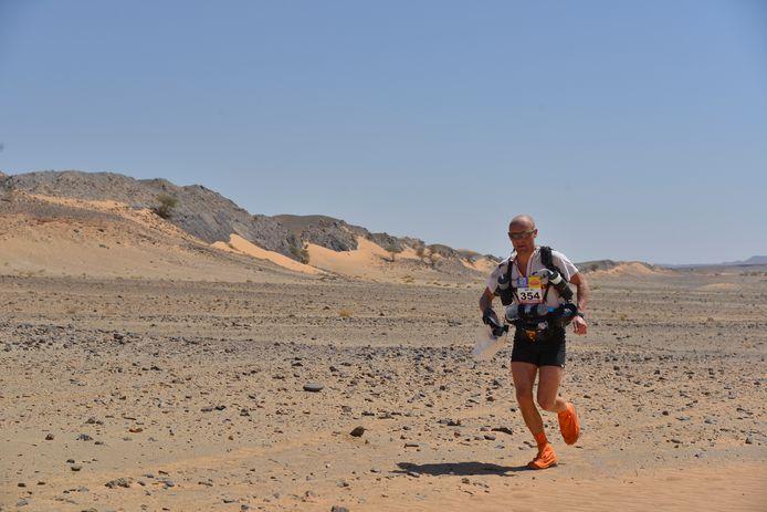 Bart Eigenhuis finishte vorig jaar als beste Nederlandse man.