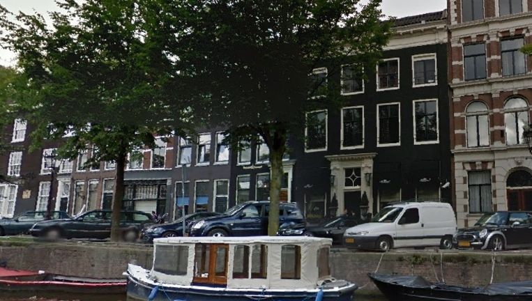 Hotel The Toren op de Keizersgracht. Beeld Google Maps