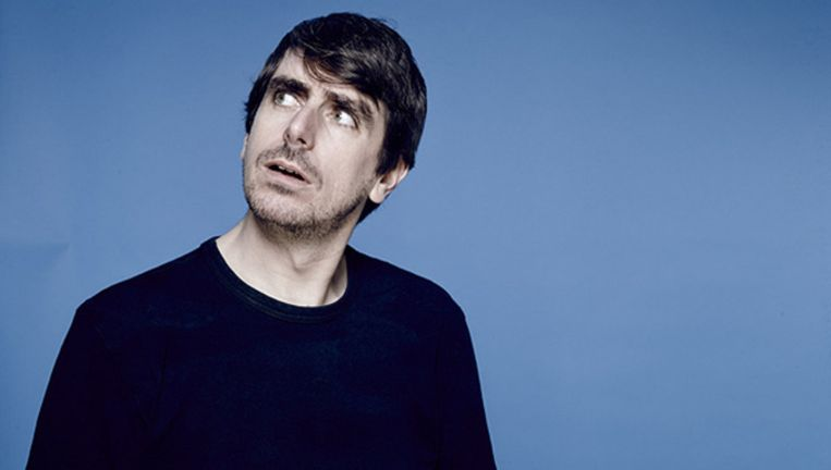 Komiek Darren Walsh (39). Beeld Edinburgh Festival Fringe