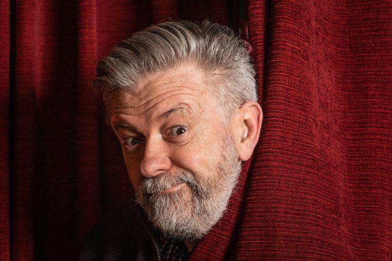 Hoofdscenarist van Suske en Wiske, Peter Van Gucht.