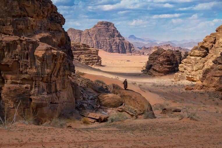 Wadi Rum, Petra, Jordanië, 2019. Beeld Steve McCurry
