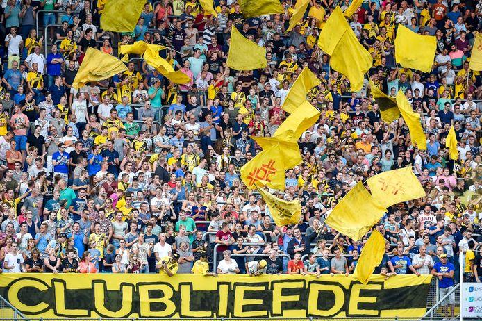De Yellow Army.