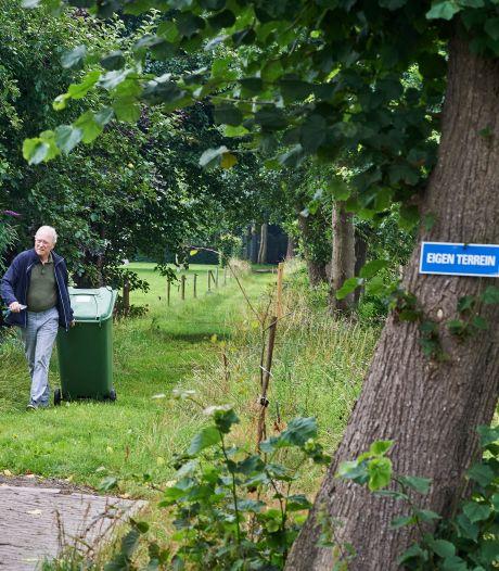 Pittoresk wandelpaadje in Schaijk waar hevige ruzie over is: raad mag donderdag verlossende woord spreken