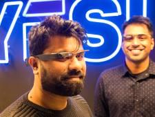 Deze slimme bril laat mensen met visuele beperking weer zelfstandig naar de wereld kijken