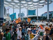 Klimaatcoalitie Utrecht zwaar teleurgesteld in gemeente over beperkt aantal demonstranten