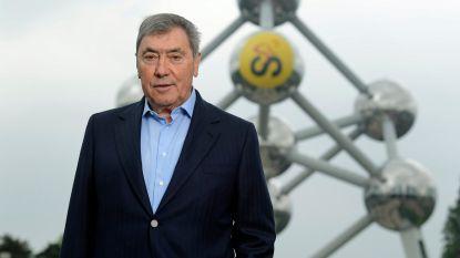 Merckx krijgt morgen eerste exemplaar fotoboek Tour '69
