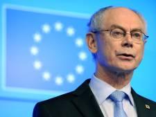 Van Rompuy met en garde contre le populisme