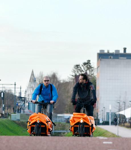 Een fietsstraat maakt van Enschede nog geen fietsstad