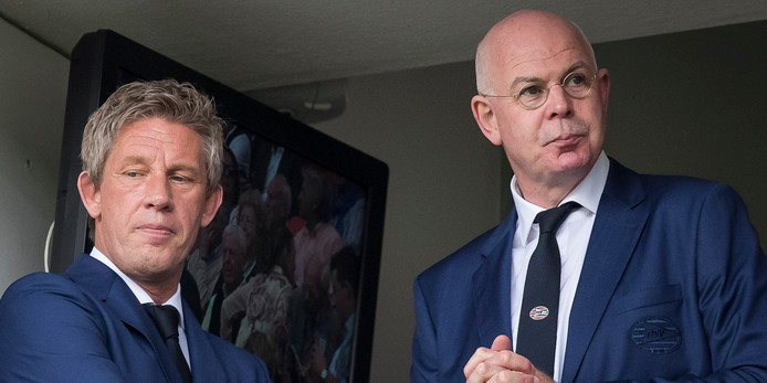 Marcel Brands en Toon Gerbrands spreken elkaar soms ogenschijnlijk tegen.