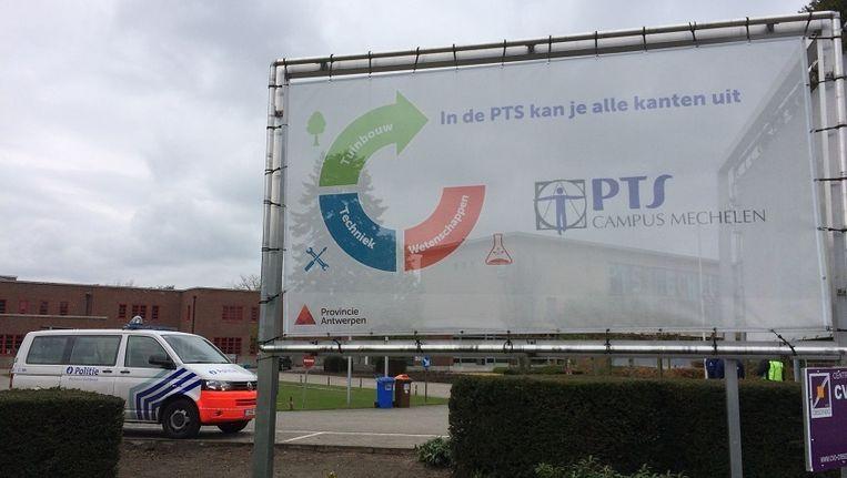 null Beeld Tim Van der Zeypen