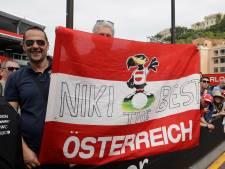 Minuut stilte voor Niki Lauda in Monaco