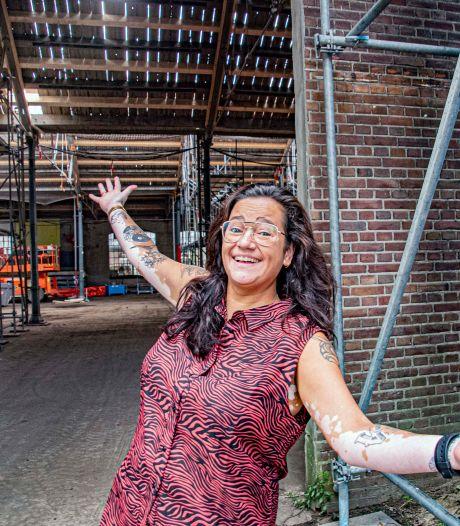 Amy Kolmus groeide samen met de Tilburgse Hall of Fame op: 'Van haveloos kraakpand tot prachtig skatepark'