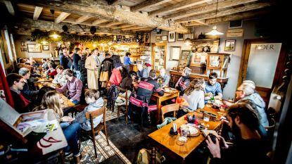 Amper 10 uur per week open, maar Pajots café is beste bierbestemming ter wereld