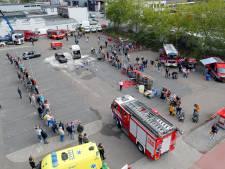Open dag Veldhovense brandweer: 'We willen de opvolger worden van opa'