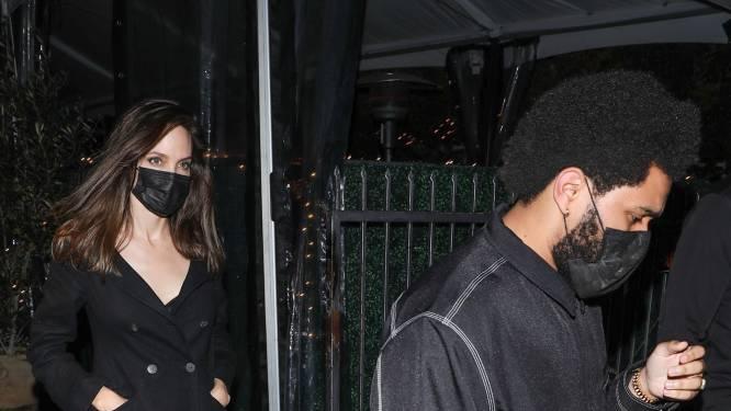 Angelina Jolie et The Weeknd s'offrent un nouveau tête-à-tête et relancent les rumeurs