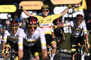 Double lauréat du Tour de France, Tadej Pogacar refuse d'évoquer une possible domination absolue.