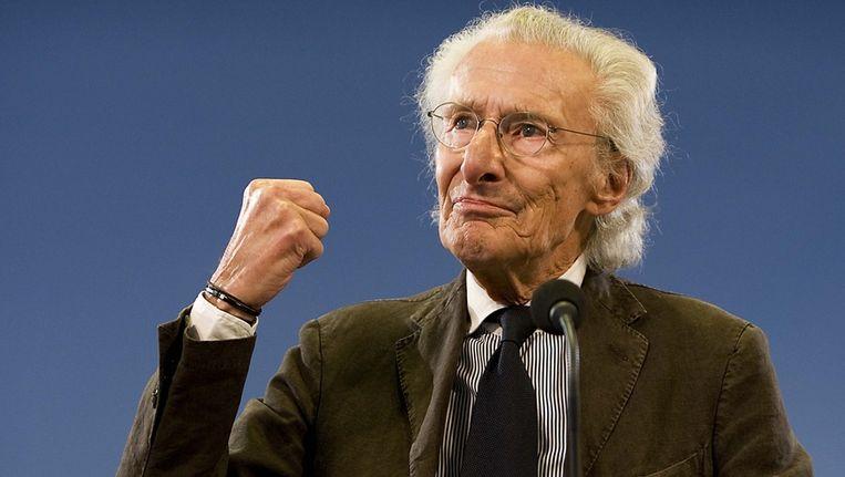 Harry Mulisch in 2008. © ANP Beeld