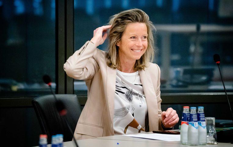 Minister Kajsa Ollongren van Binnenlandse Zaken. Beeld ANP/Bart Maat