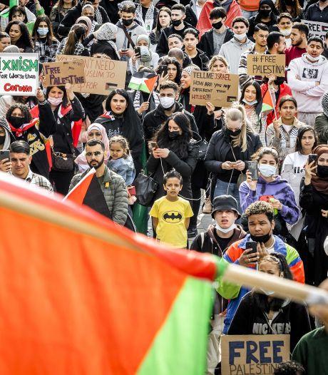 Nijmegen verwacht maximaal 200 pro-Palestijnse-demonstranten; géén signalen voor ongeregeldheden