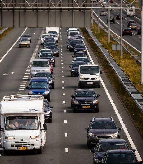 'Hoe hard moet je minimaal rijden op de snelweg?'