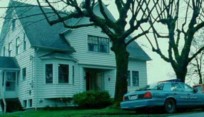 La maison vue dans les films.