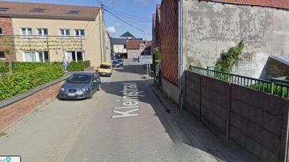 Mergelholte ontdekt onder Kleinstraat tijdens boorwerken
