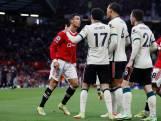 """Gefrustreerde Ronaldo trapte bij Curtis Jones na (op de bal), Klopp: """"Ik vraag geen rood voor Cristiano"""""""
