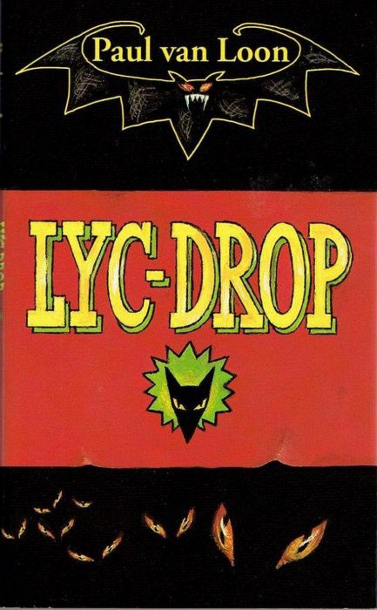 Cover van Lyc-Drop van Paul van Loon. Beeld