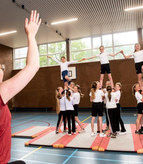 Cheerleading in Apeldoorn? Maud-Marit (18) gaat het regelen bij de Monarchs