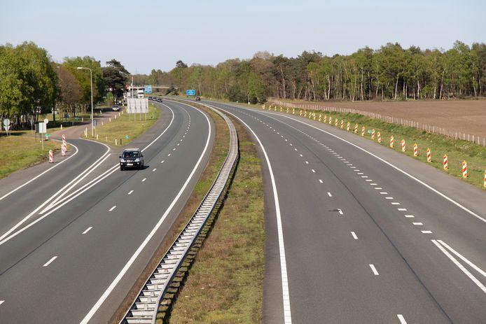 Bijna lege snelwegen in Nederland: heeft thuiswerken een lange-termijneffect?