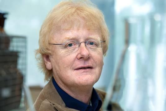 Hoogleraar Martin van den Berg , toxicoloog bij de faculteit diergeneeskunde, Universiteit Utrecht.