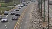 Nieuwe fase Oosterweelwerken zorgt voorlopig niet voor extra verkeershinder