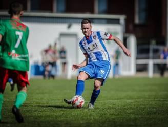 """Joeri Op de Locht verhuist van Torpedo Hasselt naar Houthalen: """"Met Park zo snel mogelijk de verloren plaats in eerste provinciale heroveren"""""""