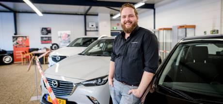 Door zoon Frank blijft Rijssense autogarage een echt familiebedrijf