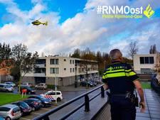 Traumahelikopter rukt uit voor gewond kind
