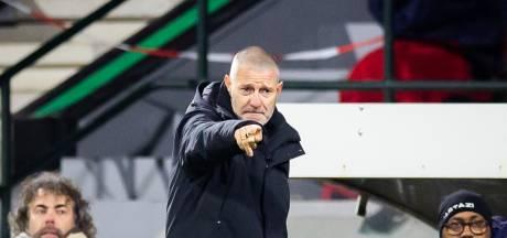 FC Dordrecht moet zich aan winterse omstandigheden aanpassen: 'Misschien kunnen we sporthal in'