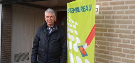 Eerste stemmers Drunen: 'Ik ga altijd stemmen, al voor het werk uit'