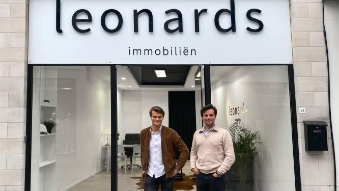 Leonards Immobiliën opent in Korte Steenstraat nieuw kantoor met specialisatie renovatie