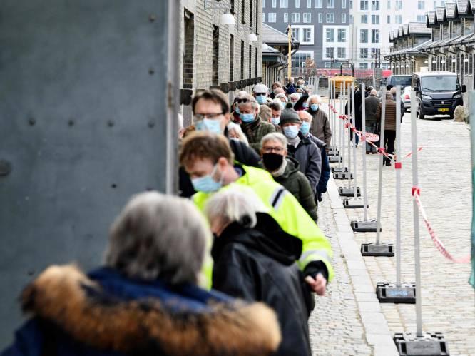 In Denemarken is de coronapas ingevoerd, maar vrijheid blijft zoek