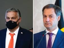"""Viktor Orban tancé au sommet de l'UE à propos des droits des LGBT: """"Une confrontation assez historique"""""""