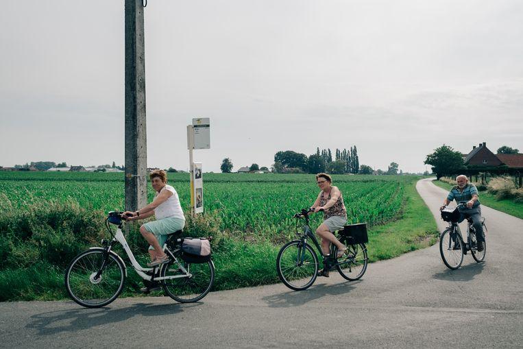 Volgens vele West-Vlaamse burgemeesters wordt het platteland  al te stiefmoederlijk behandeld. Beeld Wouter Van Vooren