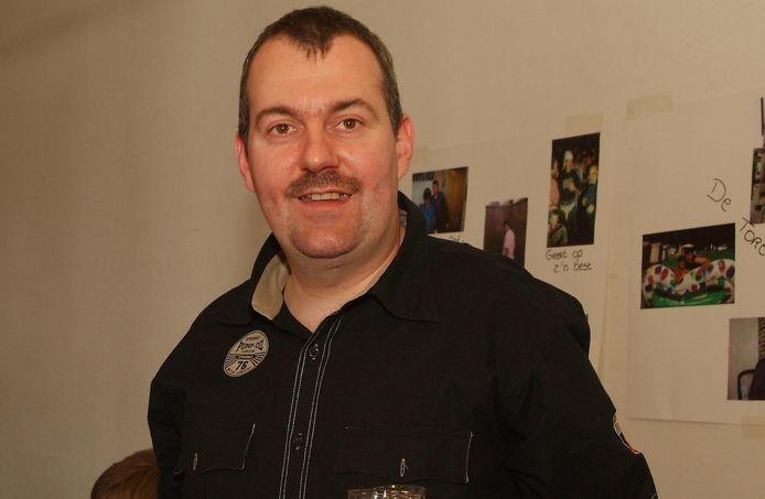 Geert De Lie. Hij werd op 28 oktober 2011 in zijn zaak om het leven gebracht.