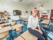 Eline (40) staat maandag voor het eerst voor de klas: 'Leukste van de week was lesgeven tijdens lockdown'